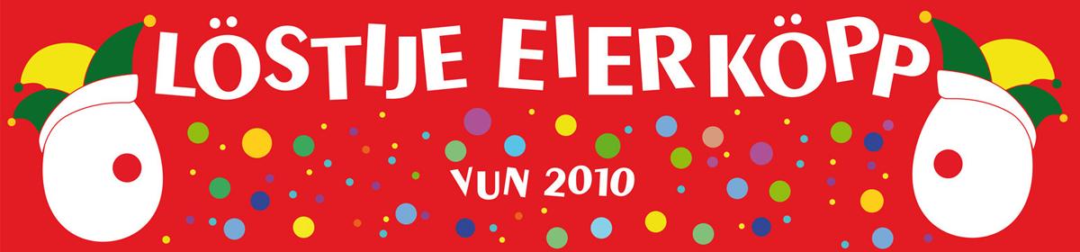 Löstije Eierköpp vun 2010